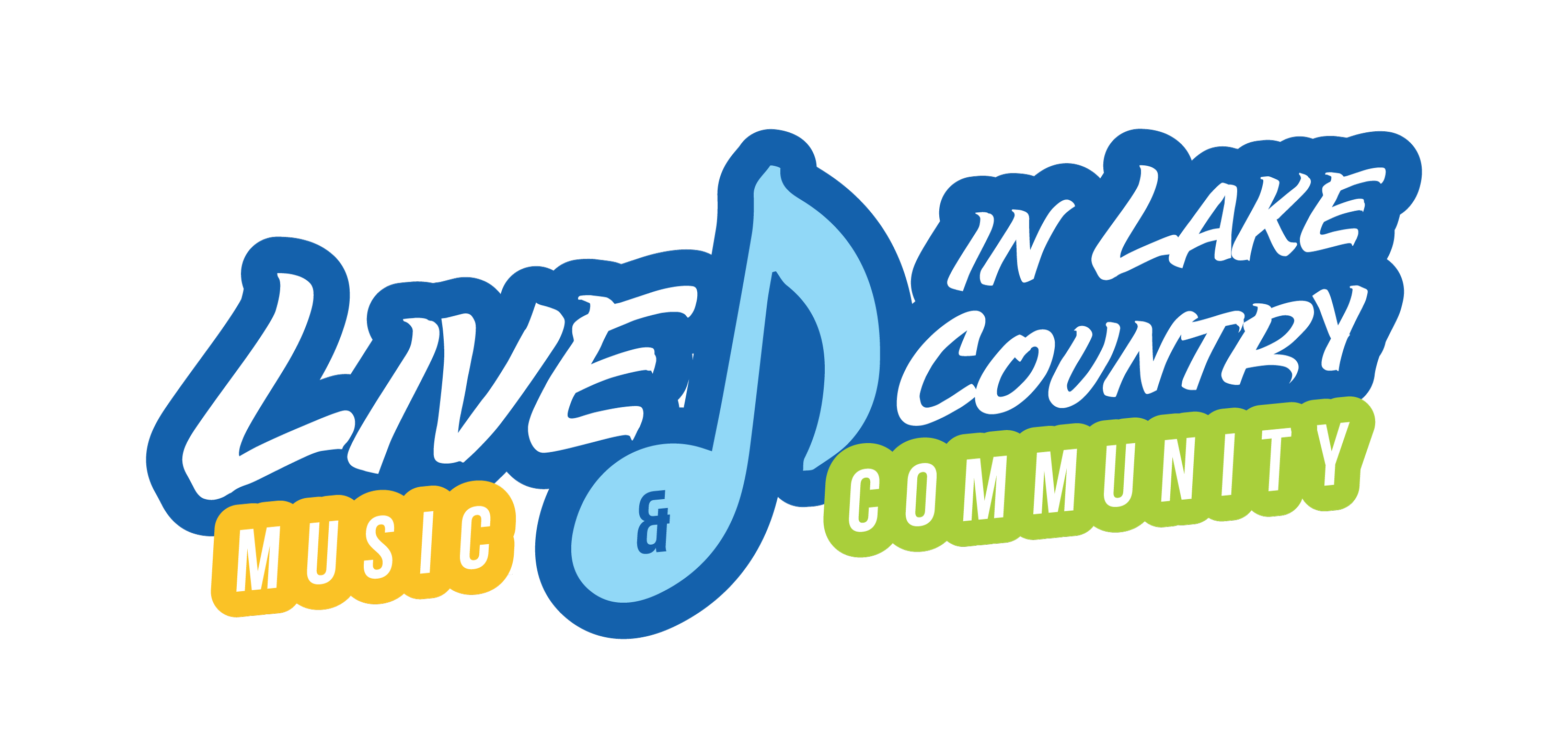 Live in Lake Country Logo