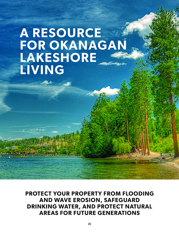 resource guide for lakeshore living