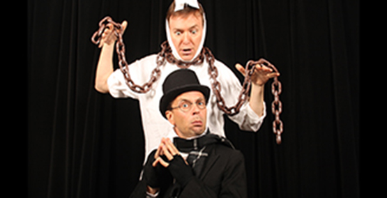 A Christmas Carol Presented by Dufflebag Theatre